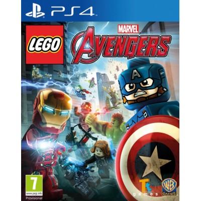 LEGO Marvel Мстители (русская версия) (PS4)
