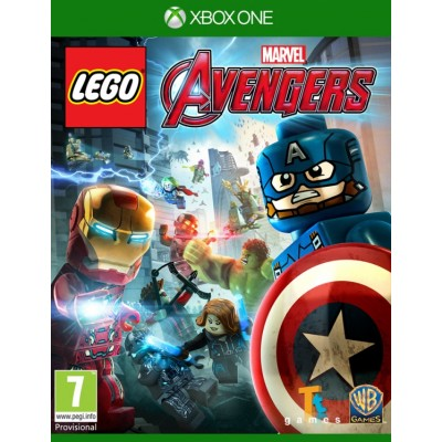 LEGO Marvel Мстители (русские субтитры) (Xbox One/Series X)