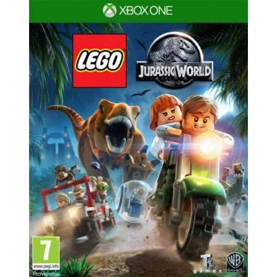 LEGO Мир Юрского Периода (русские субтитры) (Xbox One/Series X)