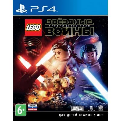 LEGO Звездные войны: Пробуждение Силы (русская версия) (PS4)