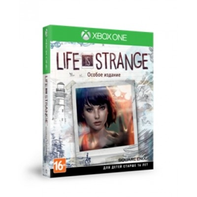 Life is Strange: Before the Storm - Limited Edition (Xbox One/Series X)