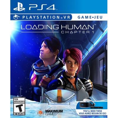 Loading Human (c поддержкой PS VR) (английская версия) (PS4)