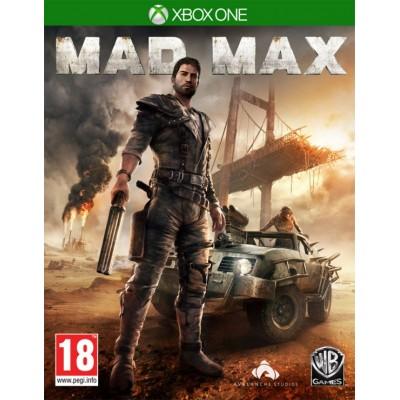 Mad Max (русские субтитры) (Xbox One/Series X)