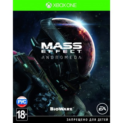 Mass Effect Andromeda (русские субтитры) (Xbox One/Series X)