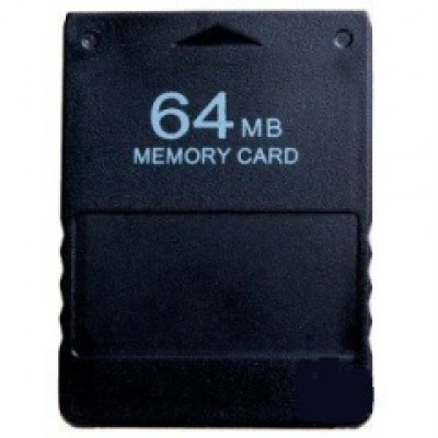 Карта памяти Memory Card 64 Mb (PS2)