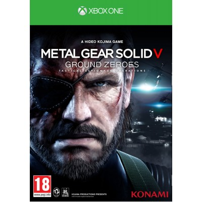 Metal Gear Solid V: Ground Zeroes (русская версия) (Xbox One/Series X)