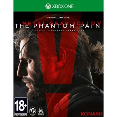 Metal Gear Solid V: The Phantom Pain (русские субтитры) (Xbox One/Series X)