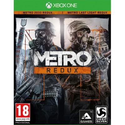 Метро 2033: Возвращение (русская версия) (Xbox One/Series X)