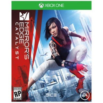 Mirror's Edge: Catalyst (русская версия) (Xbox One/Series X)