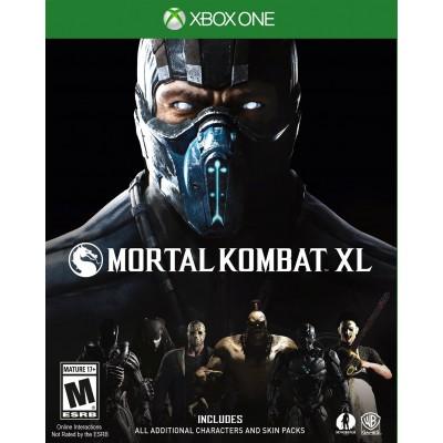 Mortal Kombat XL (русские субтитры) (Xbox One/Series X)