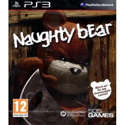 Naughty Bear (PS3)