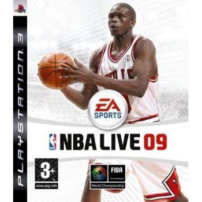 NBA Live 09 (PS3)