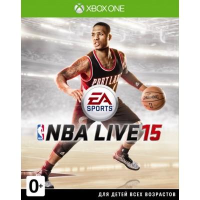 NBA Live 15 (Xbox One/Series X)