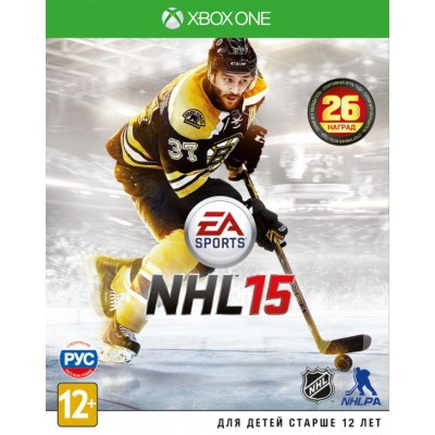 NHL 15 (русские субтитры) (Xbox One/Series X)