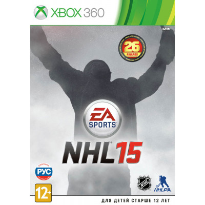NHL 15 (Русские субтитры) (Xbox 360)