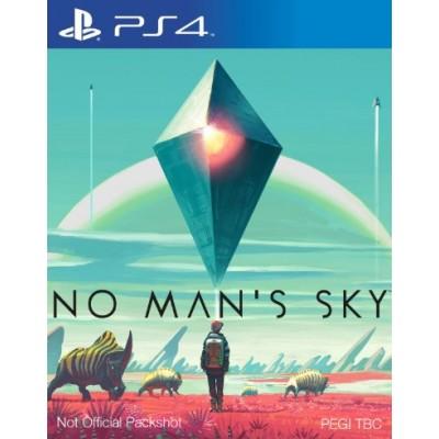 No Man's Sky (русская версия) (PS4)