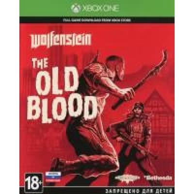 Wolfenstein: The Old Blood (русские субтитры) (Xbox One/Series X)