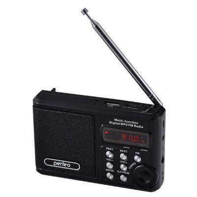 Радиоприемник Perfeo Sound Ranger SV922 черный