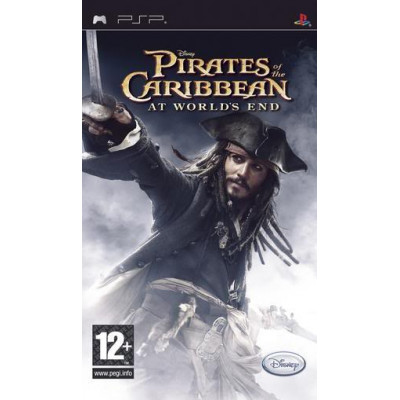 Пираты Карибского моря: На краю света (русская версия) (PSP)