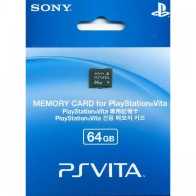 Sony Карта памяти PS Vita Memory Card 64Gb
