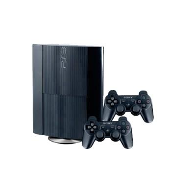 Sony PlayStation 3 Super Slim 500 GB + Dualshock 3