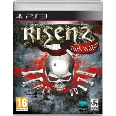 Игра для PlayStation 3 Risen 2: Dark Waters, полностью на русском языке