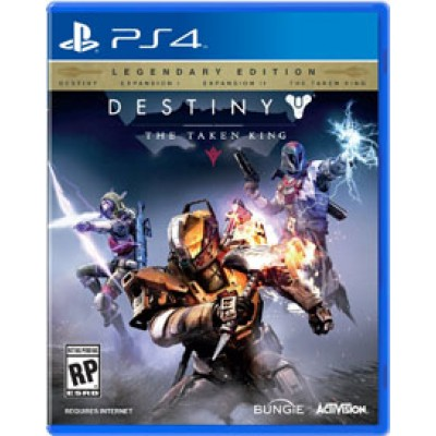 Destiny: The Taken King. Legendary Edition (PS4)