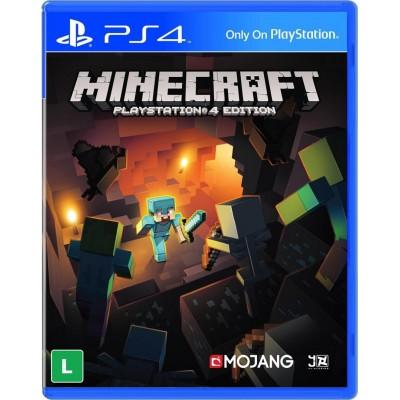 Minecraft: PlayStation 4 Edition (русская версия) (PS4)