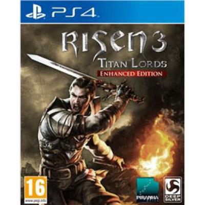 Risen 3: Titan Lords. Полное издание (русские субтитры) (PS4)