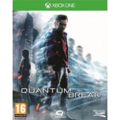 Quantum Break (русская версия) (Xbox One/Series X)