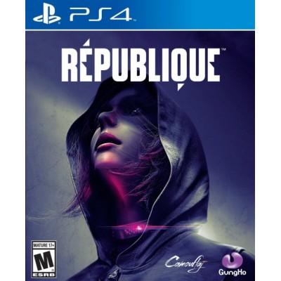 Republique (русская версия) (PS4)