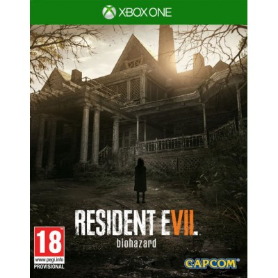Resident Evil 7 Biohazard (русские субтитры) (Xbox One/Series X)