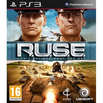 R.U.S.E. с поддержкой PlayStation Move PS3