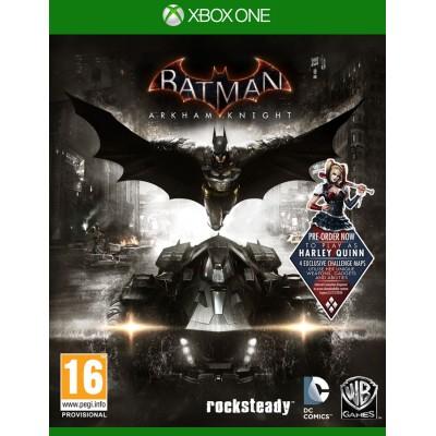 Batman: Рыцарь Аркхема (Русские субтитры) (Xbox One)