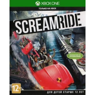 Scream Ride (русская версия) (Xbox One/Series X)
