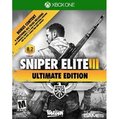 Sniper Elite 3 Ultimate Edition (русская версия) (Xbox One/Series X)