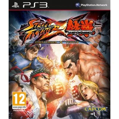 Street Fighter X Tekken (Русские субтитры) (PS3)