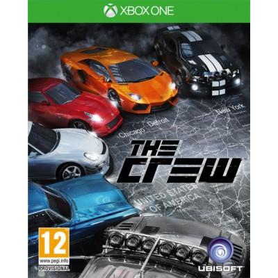 The Crew Специальное Издание (русская версия) (Xbox One/Series X)