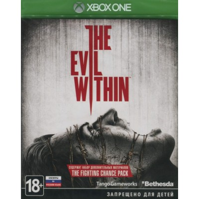 The Evil Within (русские субтитры) (Xbox One/Series X)