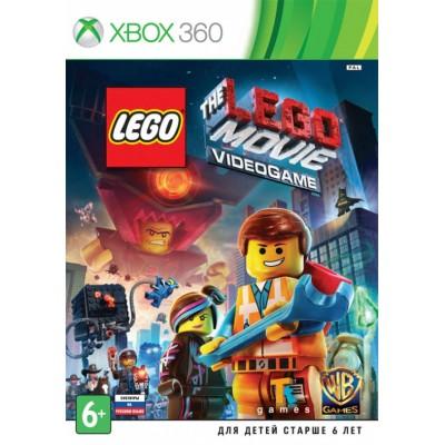 LEGO Movie Videogame (русская версия) (Xbox 360)