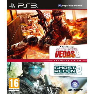 Tom Clancy's Rainbow Six Double Pack (PS3)