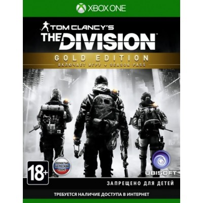 Tom Clancy's The Division. Gold Edition (русская версия) (Xbox One/Series X)