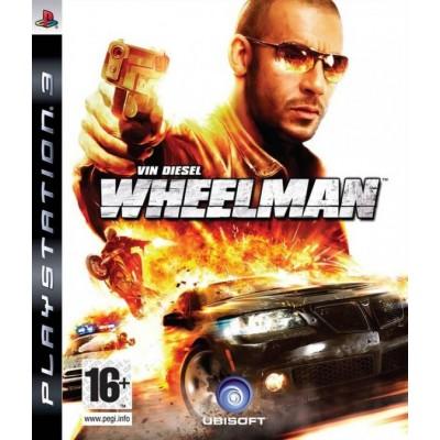 Vin Diesel: Wheelman (PS3)