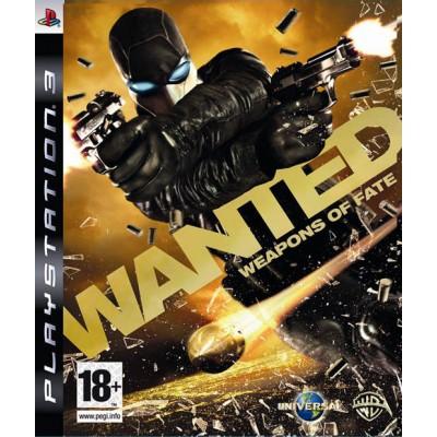 Особо опасен: Орудие судьбы (PS3)