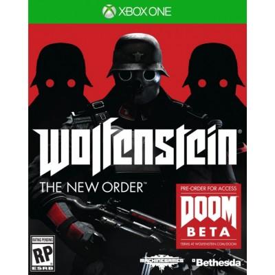 Wolfenstein: The New Order (русские субтитры) (Xbox One/Series X)