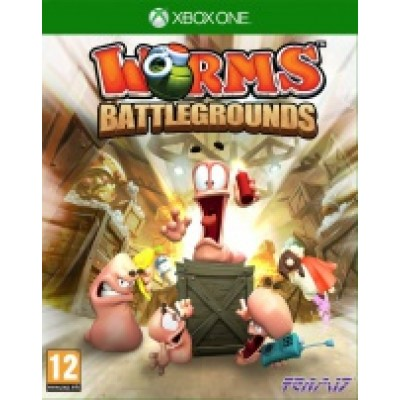 Worms Battlegrounds (Xbox One/Series X)