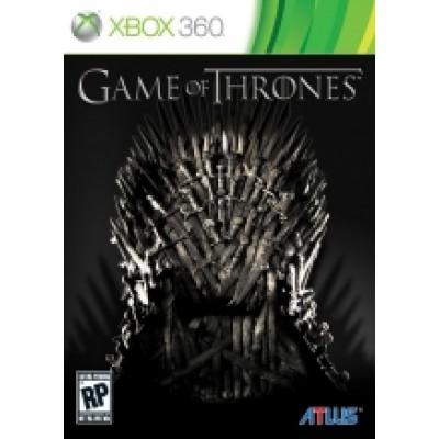 Игра престолов (русские  субтитры) Game of Thrones (Xbox 360)