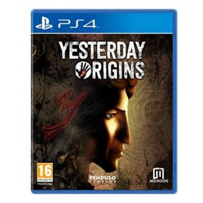 Yesterday Origins (русская версия) (PS4)